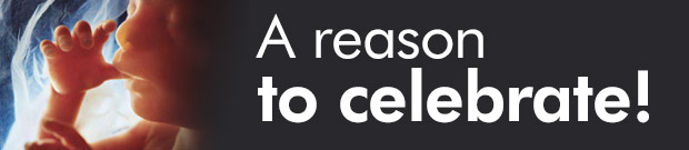 A reason to celebrate!