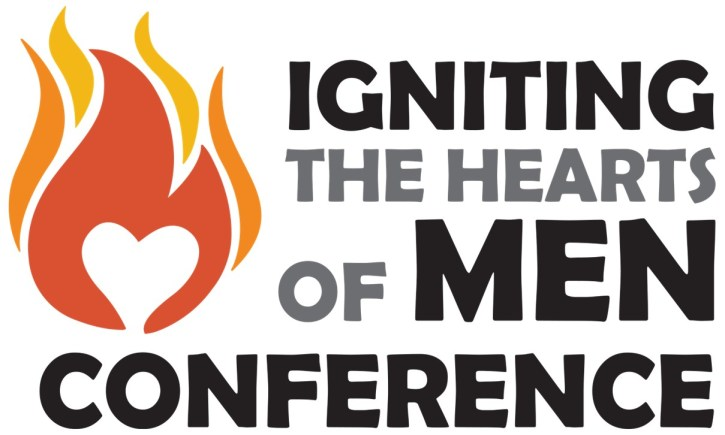Igniting the Hearts of Men 2021 logo
