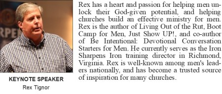 Igniting the Hearts of Men Rex Tignor