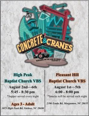 vbs concrete and cranes 2021