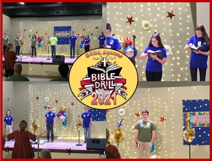Bible Drill grouped