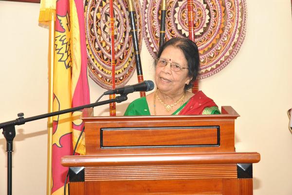 Mrs. Kanaga Ranganthan