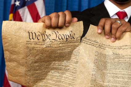constitutional destruction