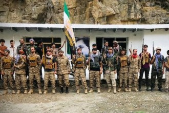 Panj Shir armed forces ready to rumble with Taliban