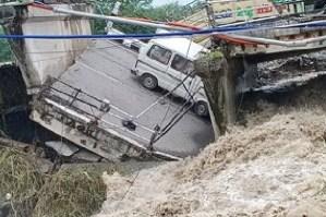 Dehradun Bridge Collapses