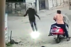 Two bikeborne miscreants snatch chain from a woman in Gwalior
