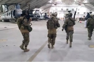 US Disable Every Weapon That Left Behind Before Taliban Occupation Of Kabul Airport