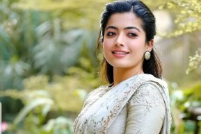 Rashmika on her maiden Hindi movie