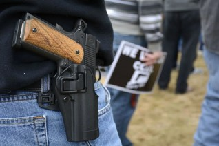 Texans Now Can Use Their Gun Openly