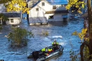 44 Dead As Flash Floods Hit New York