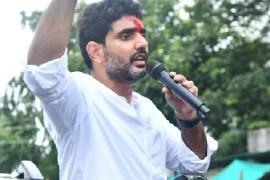 Nara Lokesh slams CM Jagan over corona vaccination