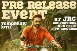 Seetimaarr Pre Release Event tomorrow at JRC