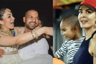 Shikhar Dhawan gets divorced part ways with Ayesha Mukherjee after eight years of marriage