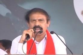 Minister Balineni flying in special flights says CPI Ramakrishna