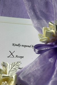 It Is A Guest S Duty To Promptly Respond Wedding Invitation