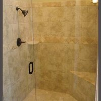 How To Build A Shower Enclosure EHow