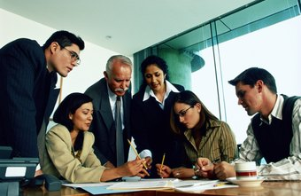A manager who leads from behind emphasizes employees.