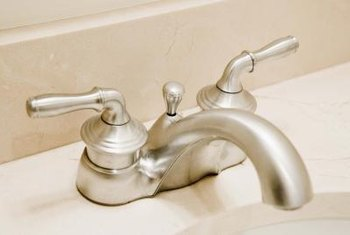 how to replace bathroom faucet stems | home guides | sf gate
