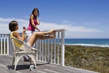 Modern Balcony Railing Suppliers And