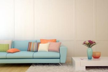 What Color Should I Paint the Wall With a Light Blue Couch    Home     Related Articles  1 Design Around a Blue Couch