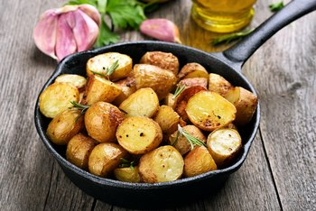 Does the Skin of a Potato Really Have All the Vitamins?