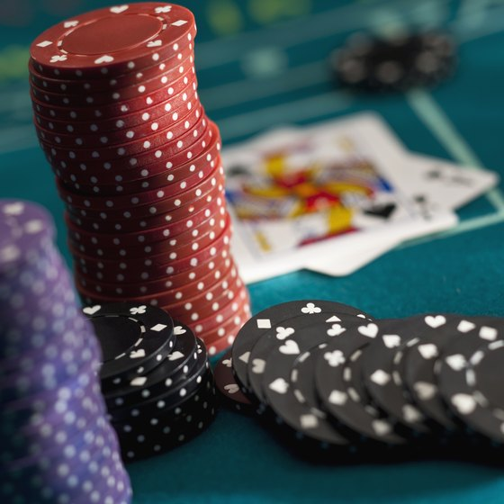 Where Is River Boat Gambling Legal in Missouri