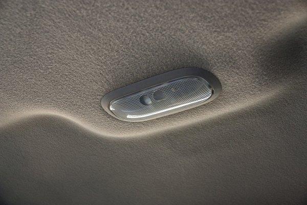 1994 Chevy Suburban Interior Light Fuse