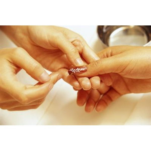 Nail Courses At Home For Ners Synonym