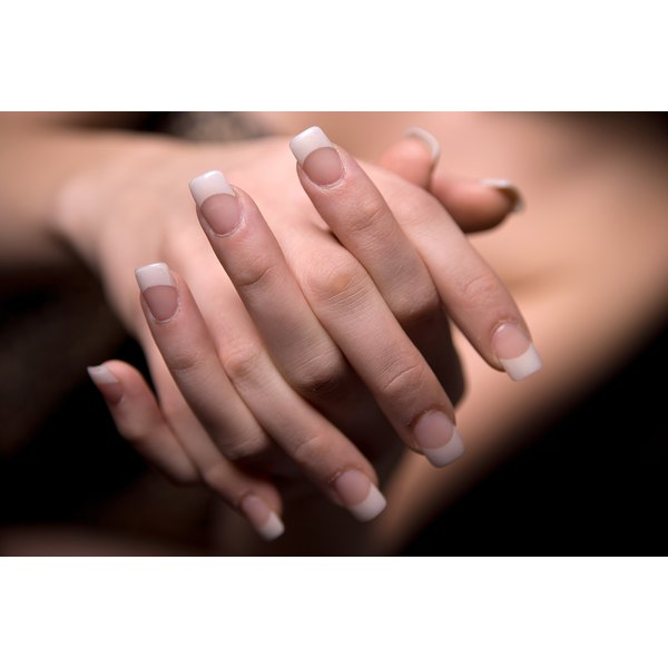 Unlike Acrylic Gel Nails Do Not Chip Easily