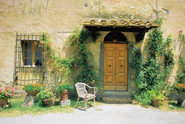 How To Make A Stucco Home More Tuscan Home Guides Sf Gate