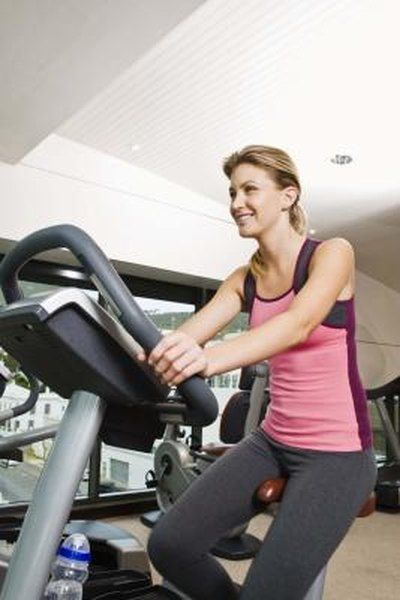How To Lose 20 Lbs On A Stationary Bike Woman