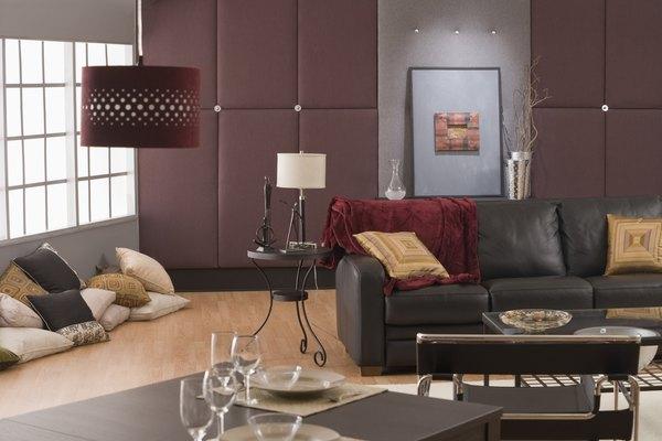 Plaid Sofa Home Decorating