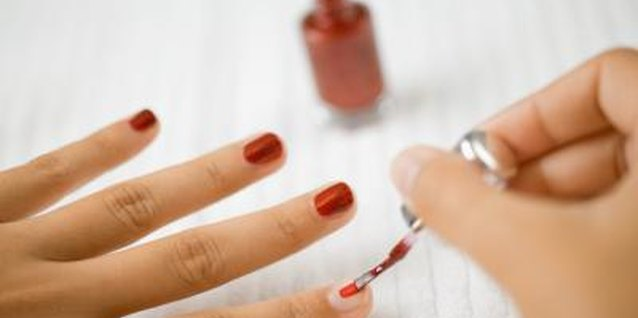 Image result for messy Nail Polishes