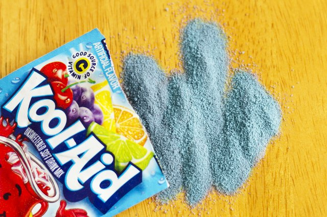 Which Colors Of Kool Aid Work Best For Hair Dye EHow