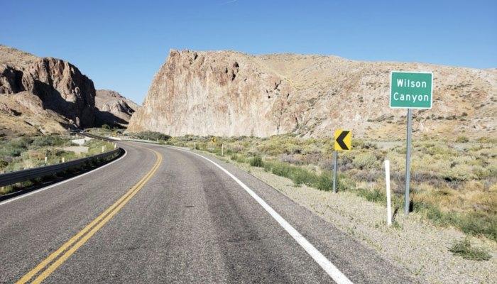 NEVADA ADVENTURES: WILSON CANYON