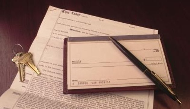 How to Witness an Agreement of Lease   Legalbeagle com an Agreement  Lease