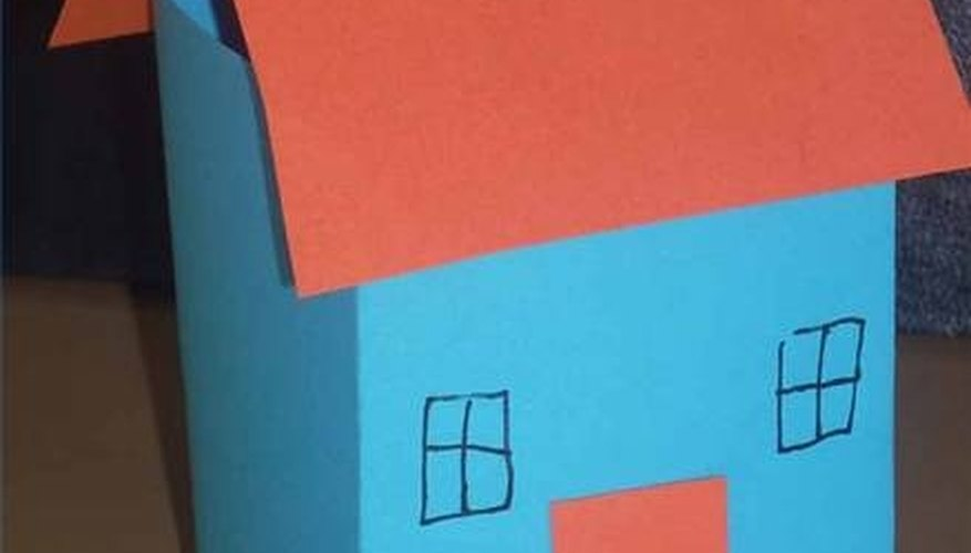 Things Make Out Construction Paper