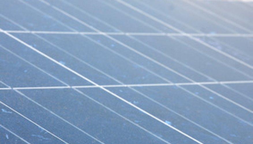 Correct Angle Solar Panel