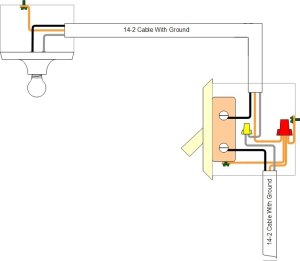 Proper Wiring of a Single Pole Light Switch   eHow