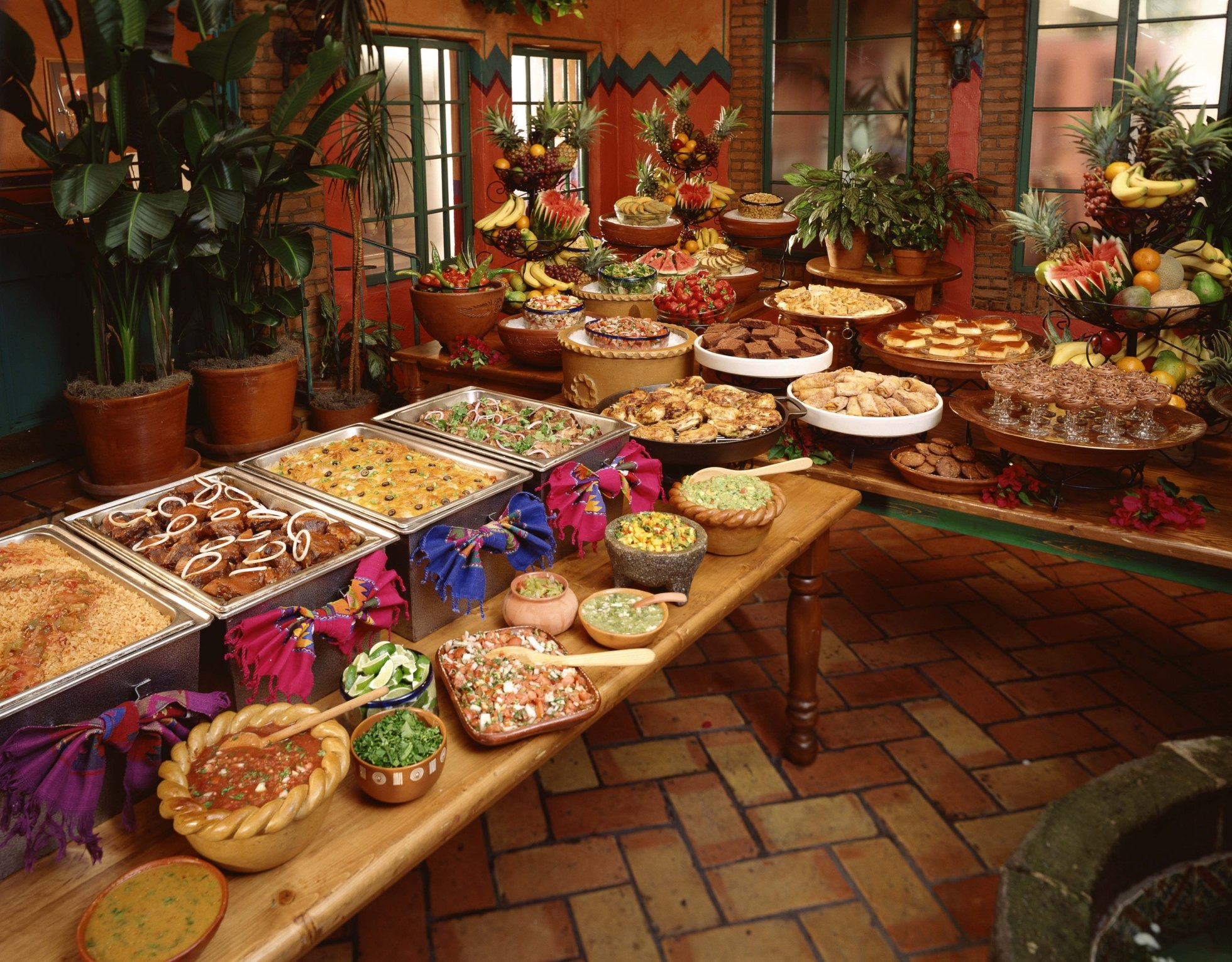 Mexican Buffet Ideas (with Pictures)