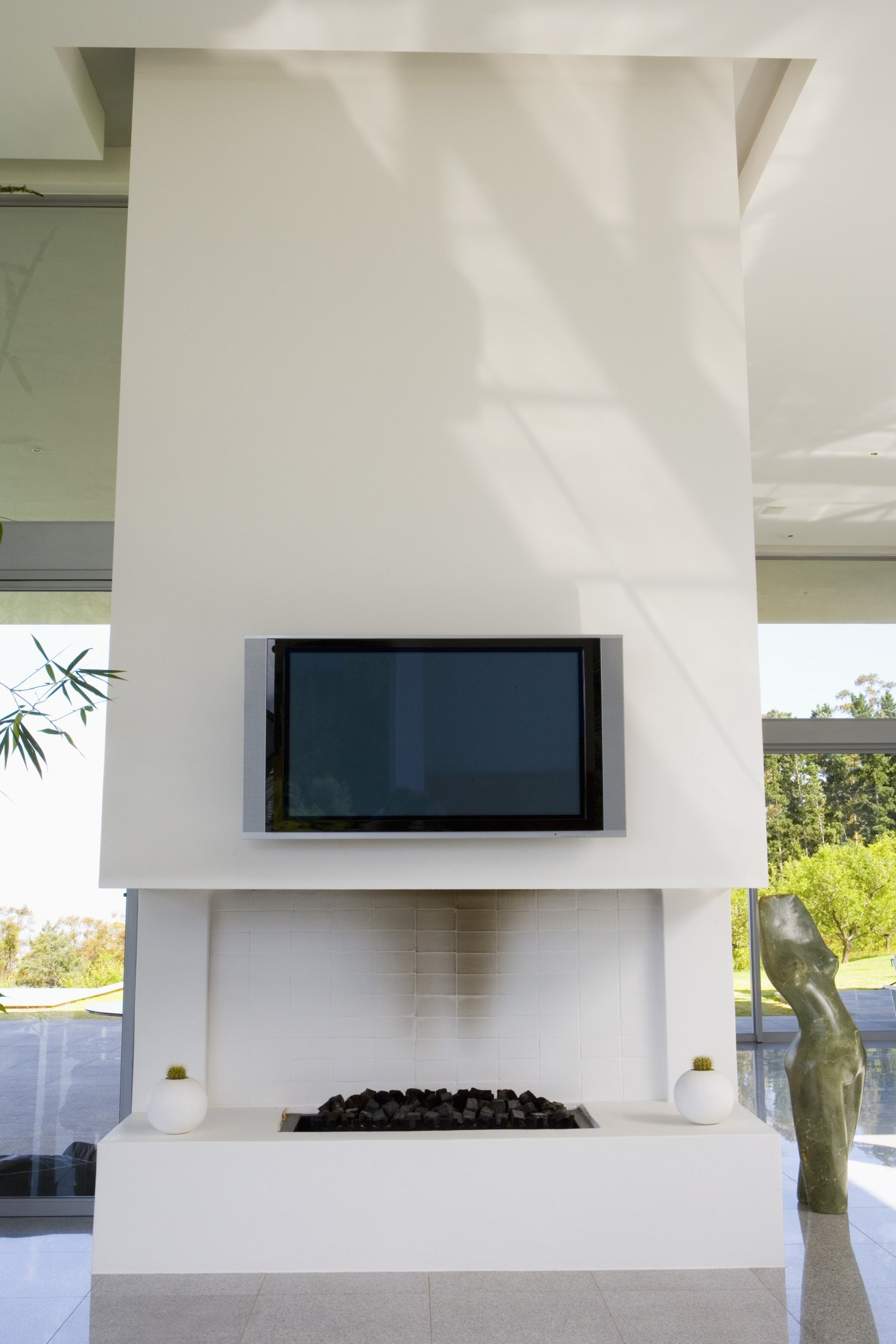 Cleaning The Burning Orifice On A Gas Fireplace