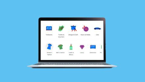 , Laravel8 classified ads web application, Laravel & VueJs