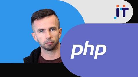 Programowanie w PHP 7.4 od podstaw - teoria i praktyka