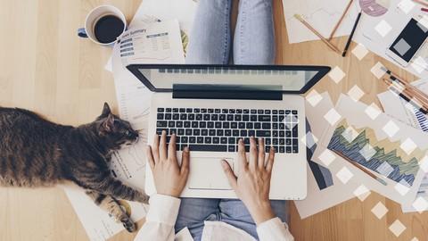 Rozpocznij swój biznes online w 4 prostych krokach.