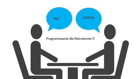 Szkolenie z programowania dla początkujących rekruterów IT
