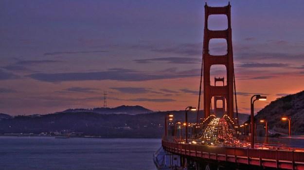 4. Golden Gate Bridge, San Francisco, USA 3
