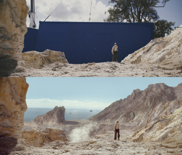 20 Before and After Comparisons of Movie Visual Effects 31
