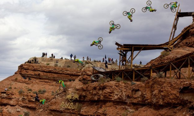 Cam Zink-Action