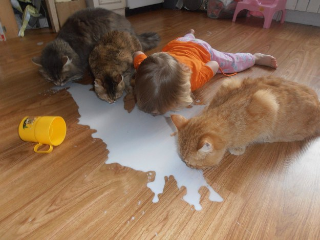 Kids Love Getting Messy – Deal With It! 30