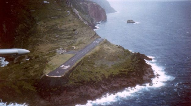 The World's Strangest Airports